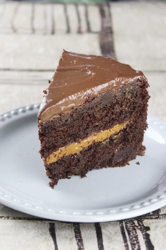 Mayo chocolate cake