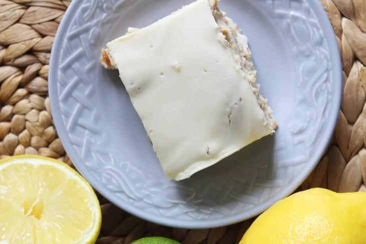 Pay de limón con galletas receta