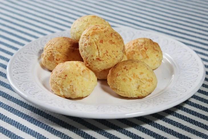 yucca bread chipa side