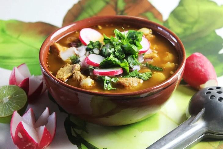 Mexican pork pozole recipe