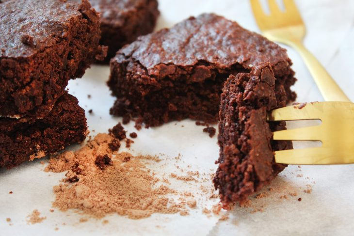 An easy brownie recipe