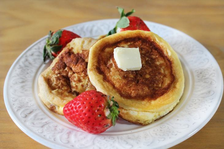Como hacer pancakes japoneses