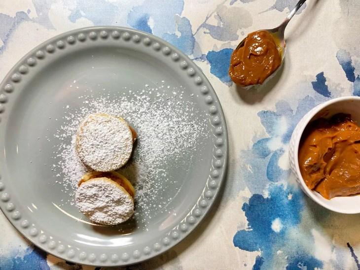 Chilean alfajores recipe
