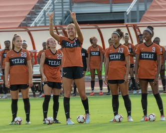 Introductions for our 2018 Texas Soccer Team