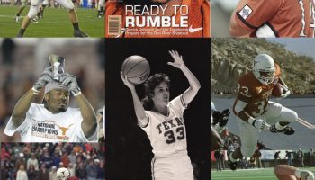 2021 Texas Longhorns Hall of Fame Nominees