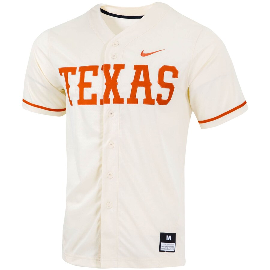 Texas Longhorns Baseball 2021 Jersey