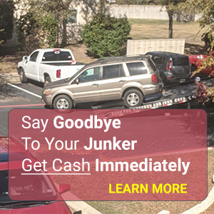 Say Goodbye to Your Junker