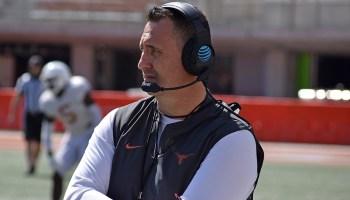 Steve Sarkisian Texas Head Coach