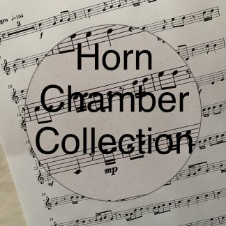 Music - Horn Chamber Collection