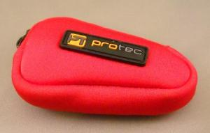 Protec Red Pouch