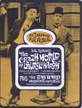 THE CRAZY WORLD OF LAUREL & HARDY