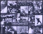 叛逆の記録 60→'70 カバー裏・右(編集・構成:粟津潔)