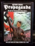 Propaganda:The Art of Persuasion World War II(Design:Seymour Chwast)