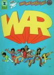 WAR コンサート・パンフレット(1973年)