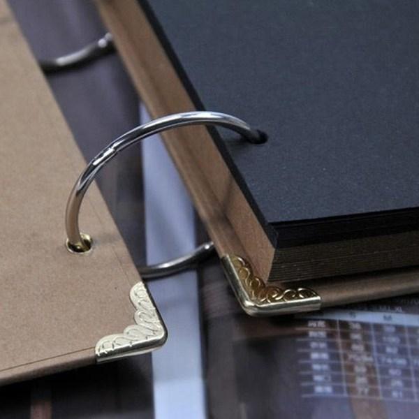 Metal Binder Rings Scrapbooking & Floss Bobbins
