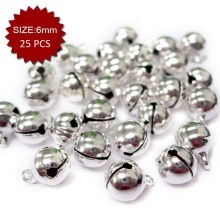 Silver Craft Bells