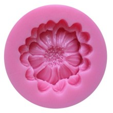 Silicone  Chrysanthemum Flower Mould Design #2