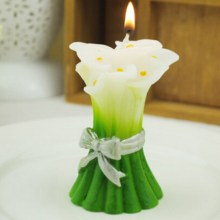 WS Lily Candle Moldc