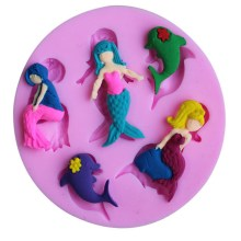 Nautical Sea Theme Silicone Moulds
