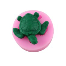 NZ-0248 Silicone Turtle Mold.5