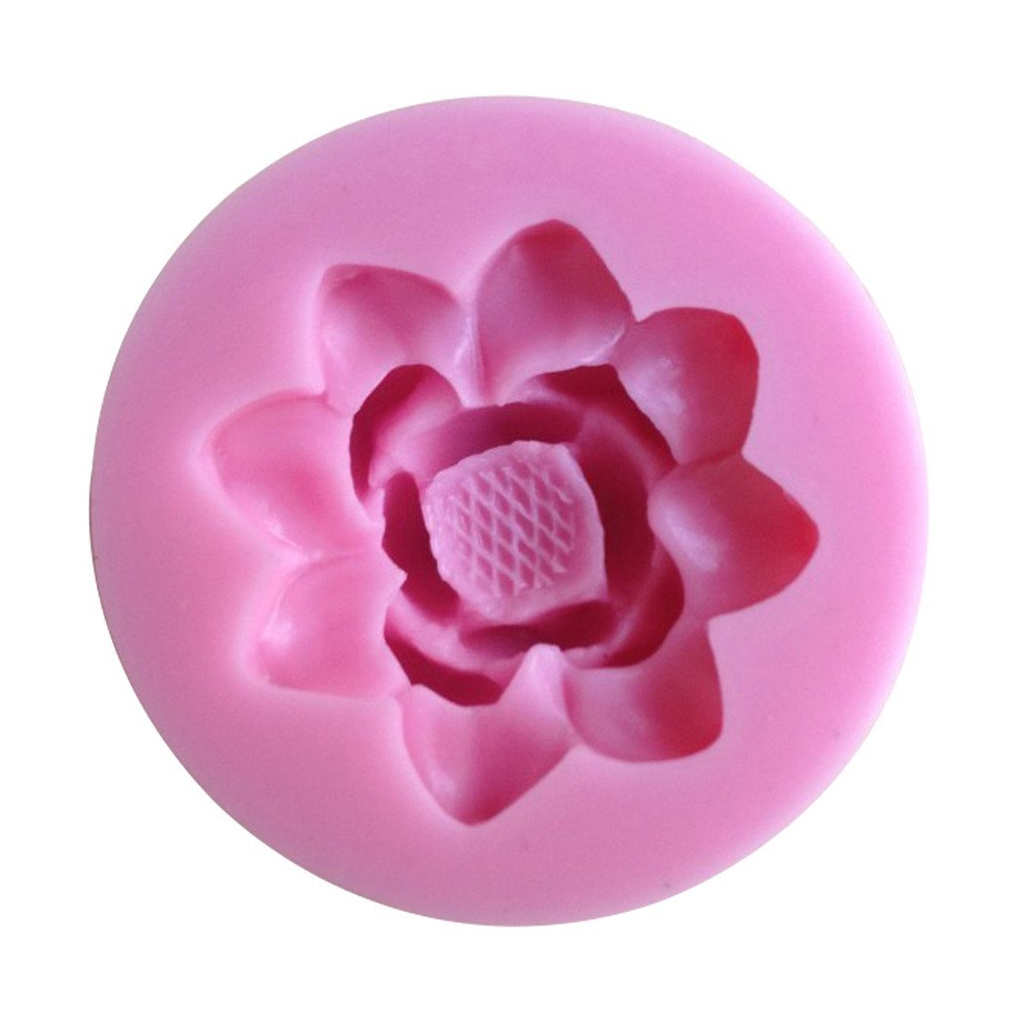 Silicone water lily lotus flower mould horoeka house ltd home horoeka house craft store craft products silicone craft moulds silicone water lily lotus flower mould mightylinksfo