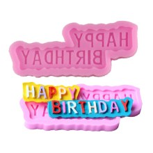 NZ-0301 Silicone Happy Birthday Mold.7
