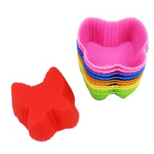 NZ-0321 Silicone Butterfly Baking Cup.3