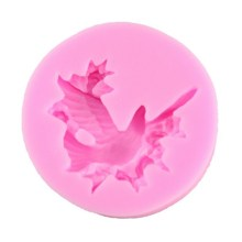WS NZ-0186 Silicone Dove & Roses Mould1