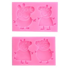 NZ-0773 Silicone Mummy & Daddy Pig, Peppa Pig Mould_0004_Layer 9