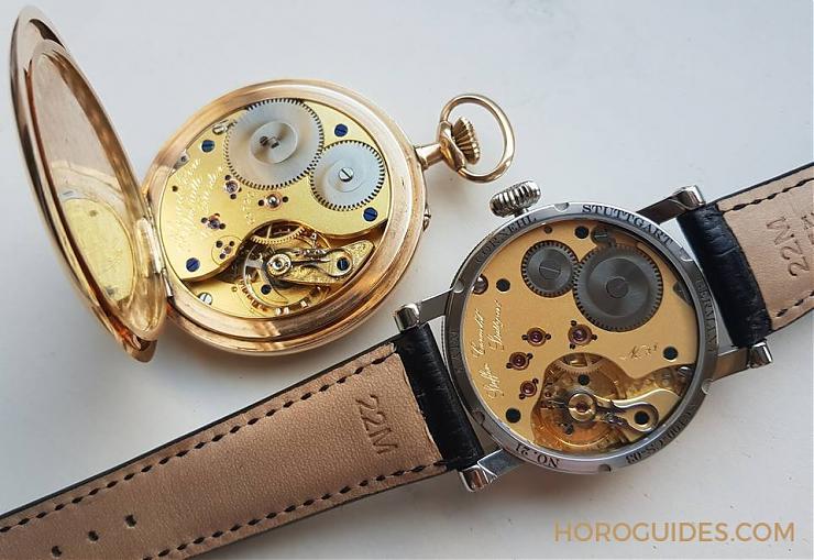 Steffen Cornehl 傳承德國製錶工藝