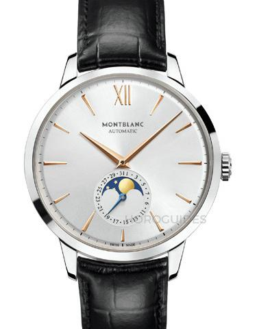 MONTBLANC 萬寶龍 - HERITAGE SPIRIT系列 - U0111620 - 手表價錢,已有數十年歷史,典雅珠寶,詳細規格查詢 - Horoguides 名錶指南 - 臺灣
