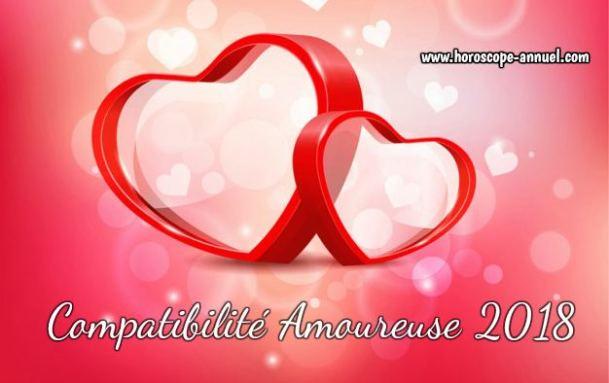 horoscope amour 2018