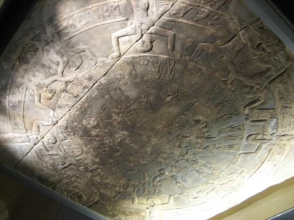 Egypt Dendera Temple Zodiac