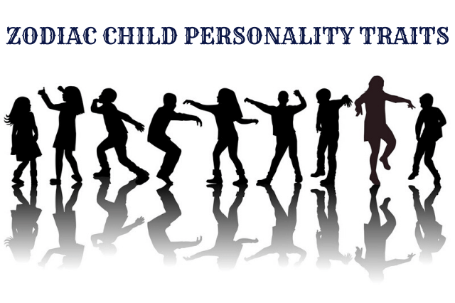 Children Personality Traits