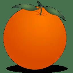 Naranja icono horoscopo chino