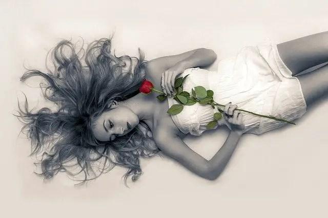 Mujer desconocida en sueños