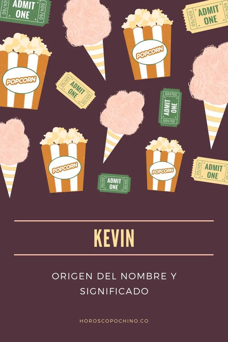 Kevin-origen-nombre-etimología