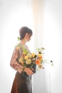 Arreglo floral en China