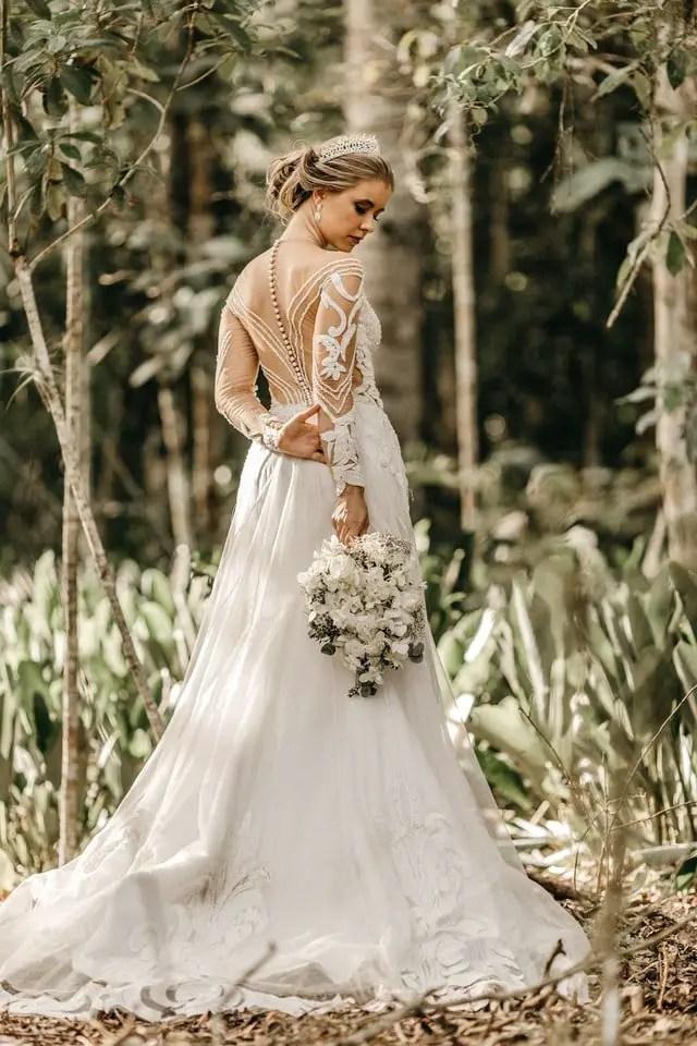 Vestido de novia astrología-zodiaco