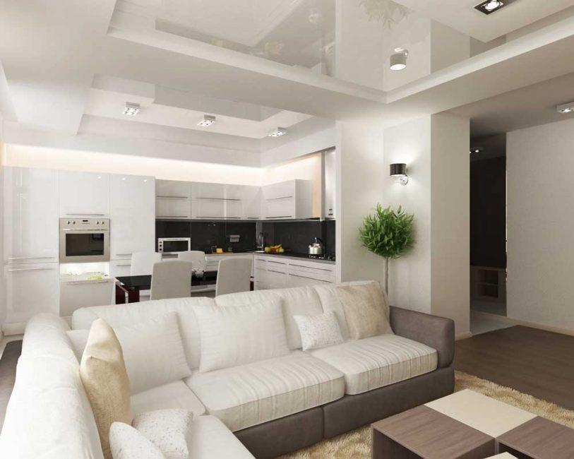 Pot fi utilizate în spații rezidențiale și publice