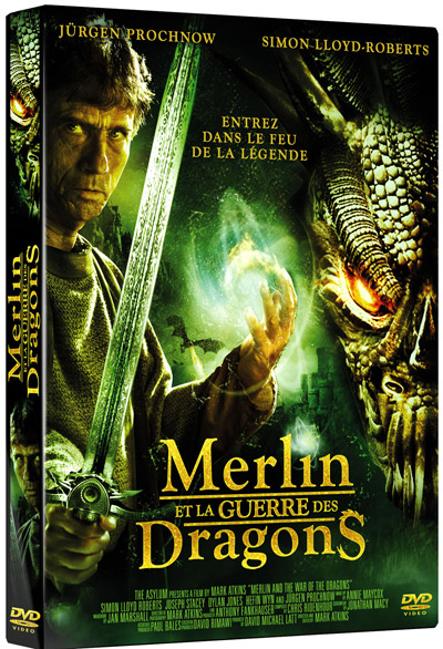 Merlin Et La Guerre Des Dragons : merlin, guerre, dragons, Forum, Elbakin.net, Direct-to-DVD, Fantasy