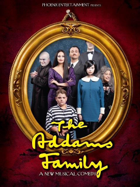 La Famille Addams Les Retrouvailles : famille, addams, retrouvailles, Famille, Addams, Films, Horreur.net