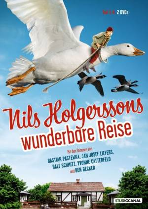 Le Merveilleux Voyage De Nils Holgersson Au Pays Des Oies Sauvages : merveilleux, voyage, holgersson, sauvages, Merveilleux, Voyage, Holgersson, Sauvages, (2011), Horreur.net