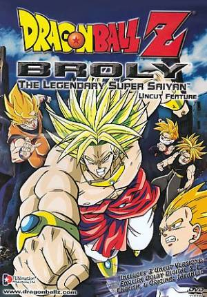 Dragon Ball Super : Broly Le Super Guerrier Stream : dragon, super, broly, guerrier, stream, Dragon, Broly, Super, Guerrier, (1993), Horreur.net