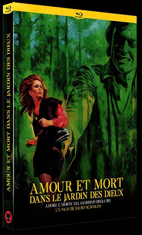 Amour Et Mort Dans Le Jardin Des Dieux : amour, jardin, dieux, Amour, Jardin, Dieux, Sortie, DVD-Blu-Ray, Horreur.net