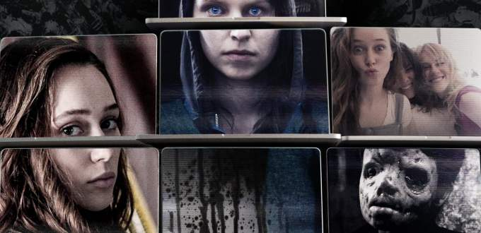 """Poster for the movie """"Friend Request"""""""
