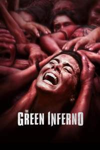 "Poster for the movie ""The Green Inferno"""