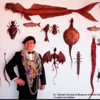 Don't Miss GIANT SEA SERPENTS AND CHUPACABRA SNAILS - WELCOME TO THE MONSTROUS MENAGERIE OF TAKESHI YAMADA (ShukerNature)