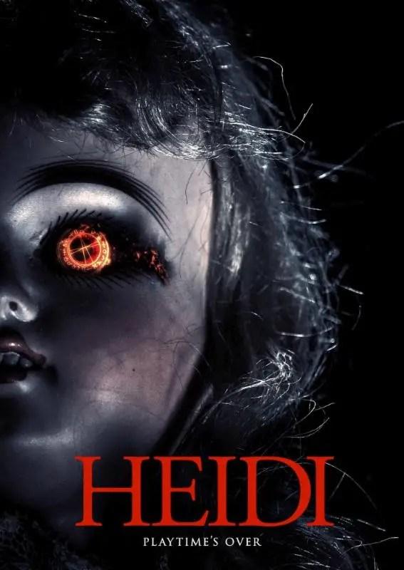 Wild Eye Releases New Horror Film Creepy Doll Movie Heidi