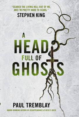 Image result for head full of ghosts book cover